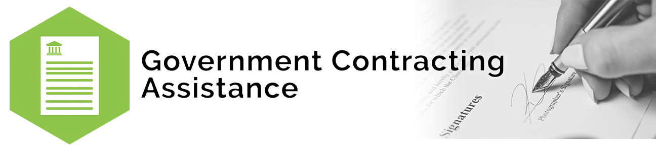Government Contracting Assistance